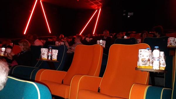 Redrock Cinema Complex Opens In Stockport Hazel Grove Ward